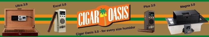 cigar oasis smart humidification
