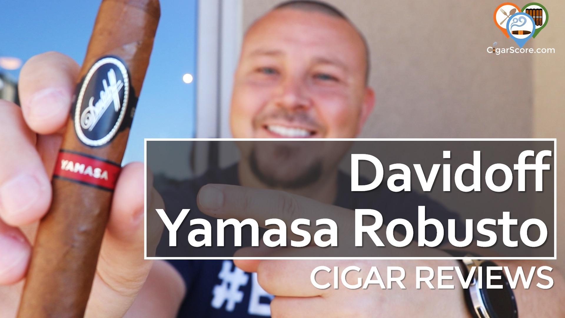 Cigar Review - Davidoff Yamasa