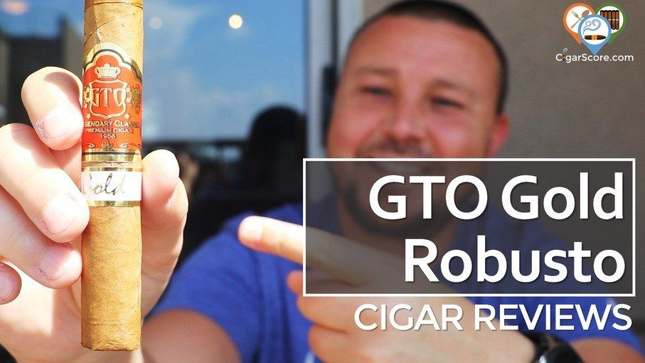 Review - GTO Gold Robusto