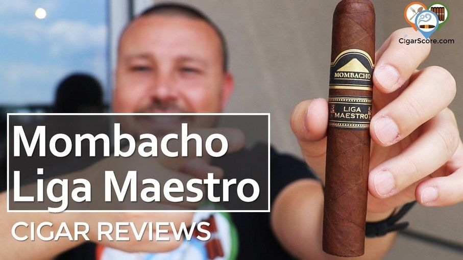 Review - Mombacho Liga Maestro Gordo