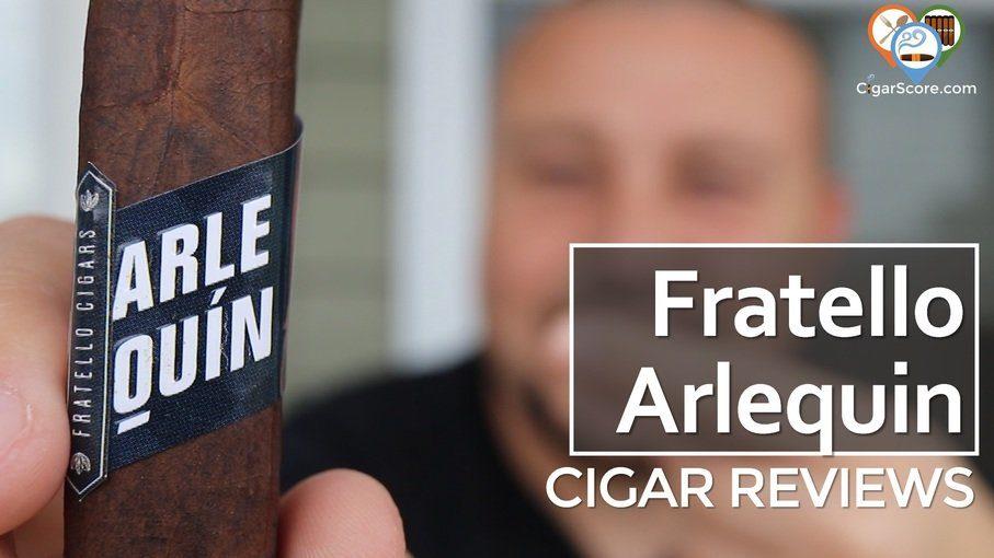 Cigar Review Fratello Arlequin Prensado Robusto