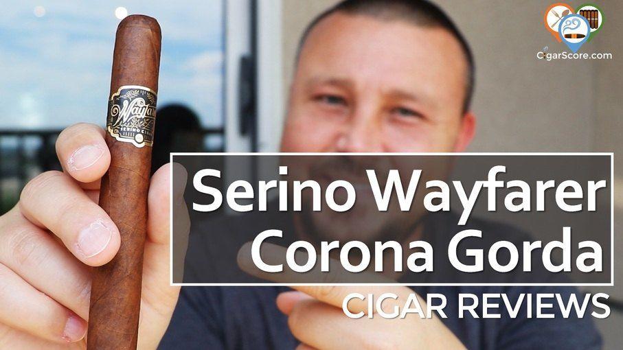 Cigar Review Serino Wayfarer Corona Gorda
