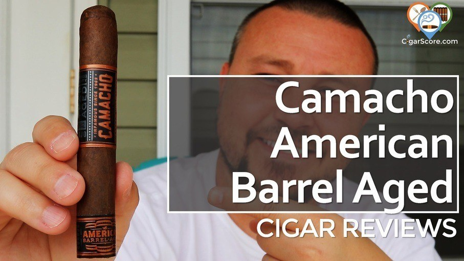 Cigar Review: Camacho American Barrel Aged Robusto