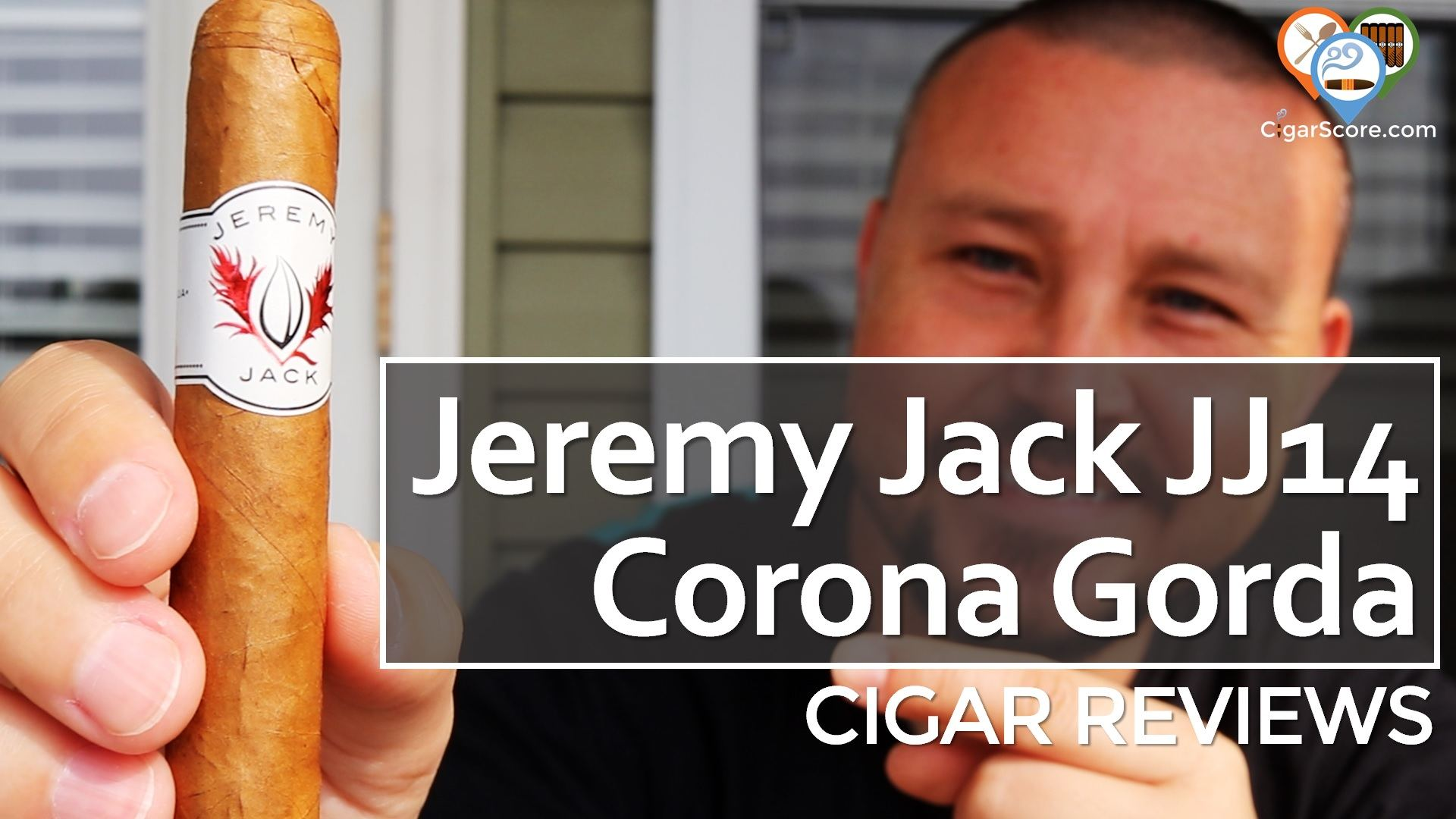 Cigar Reviews Jeremy Jack JJ14 Corona Gorda