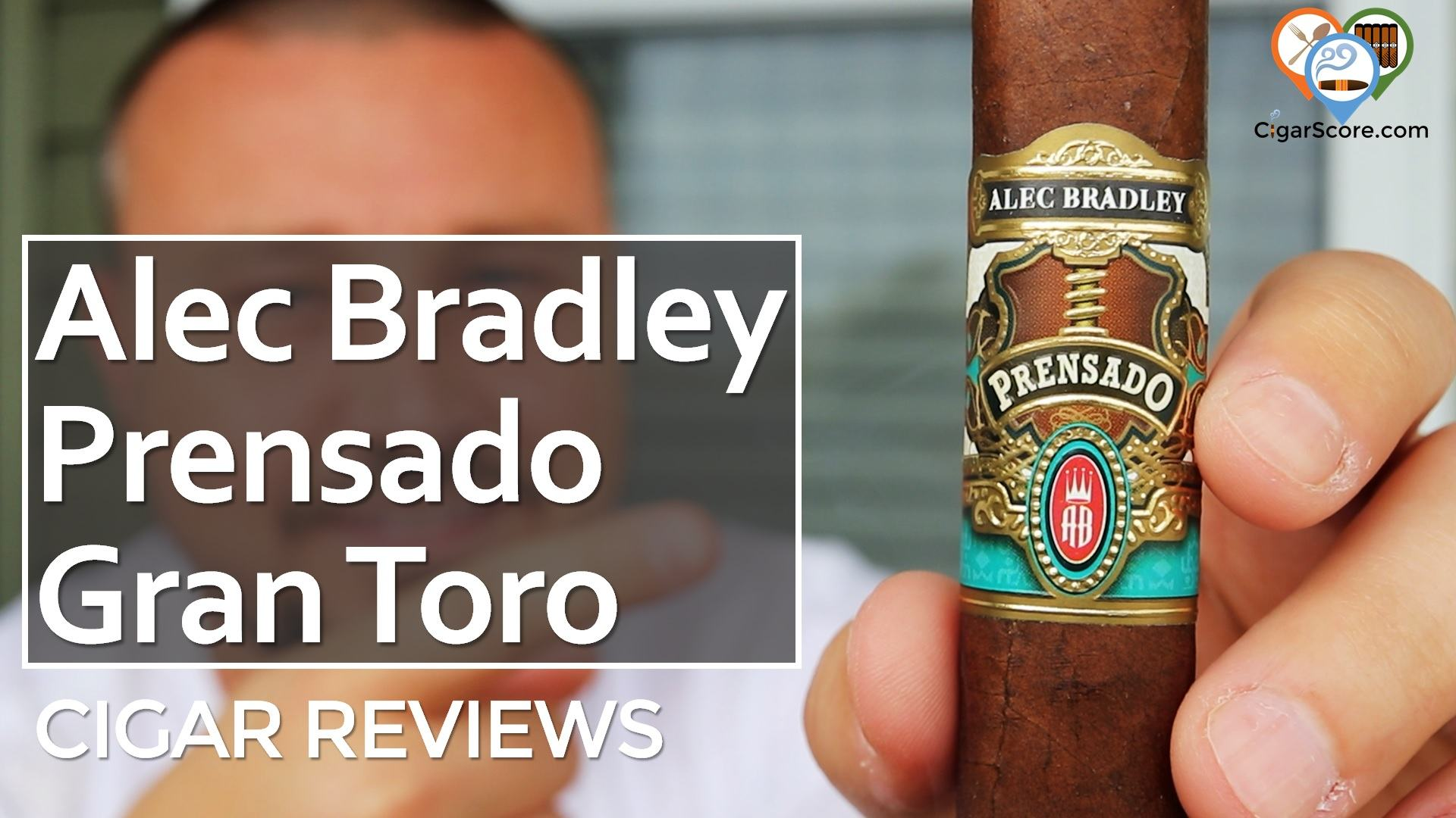 Cigar Review Alec Bradley Prensado Gran Toro