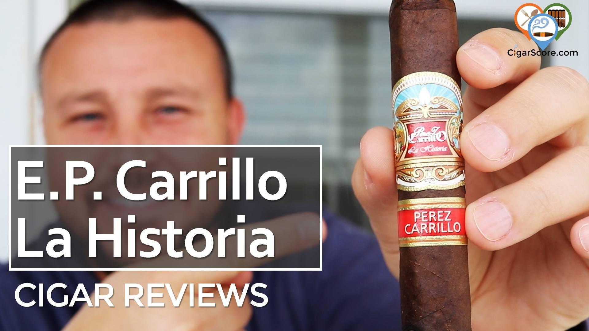 Cigar Review E.P. Carrillo La Historia Rothschild