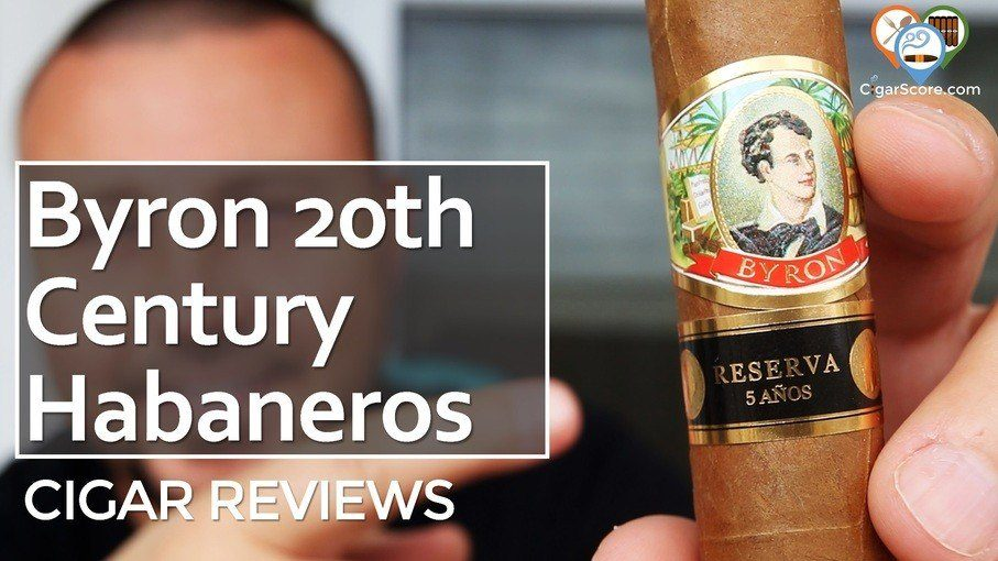 Cigar Review: Byron 20th Century Habaneros