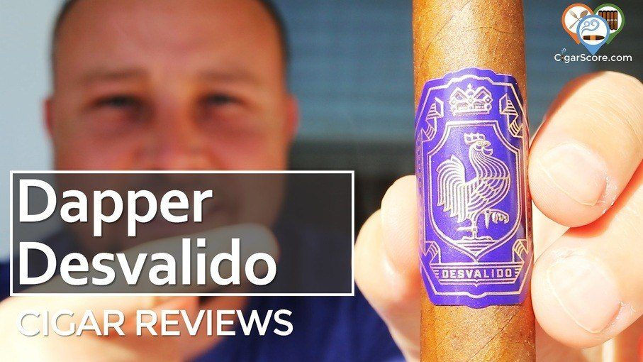 Cigar Review Dapper Desvalido Lonsdale