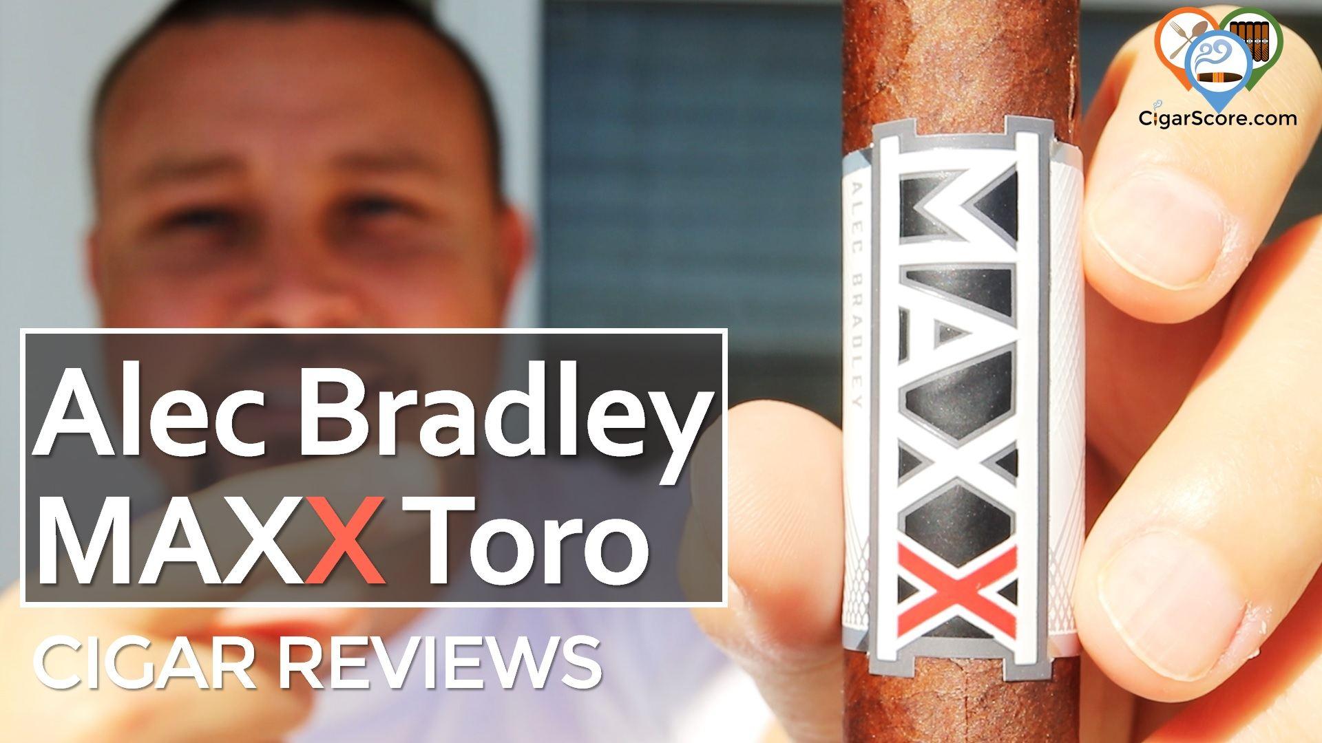 """Cigar Review Alec Bradley MAXX """"The Culture"""" Toro"""