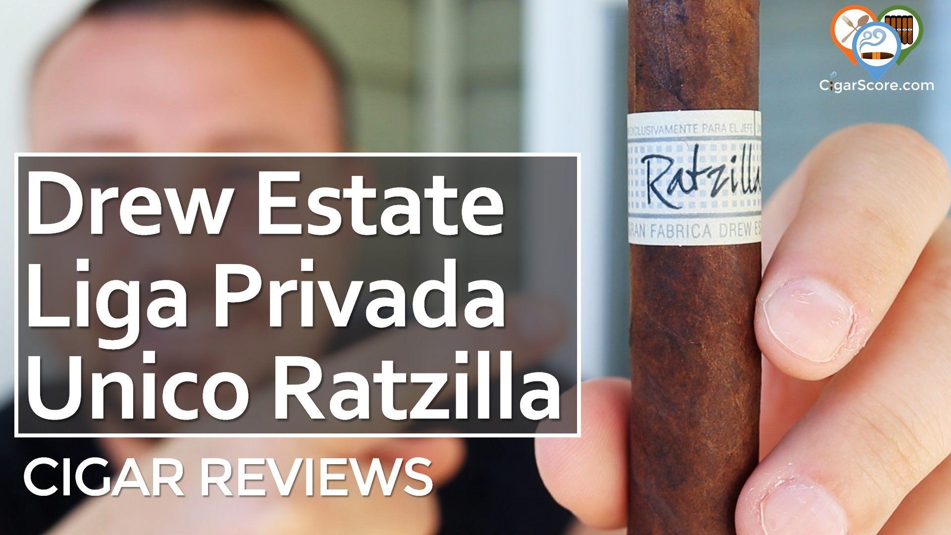 Cigar Review Drew Estate Liga Privada Unico Serie Ratzilla