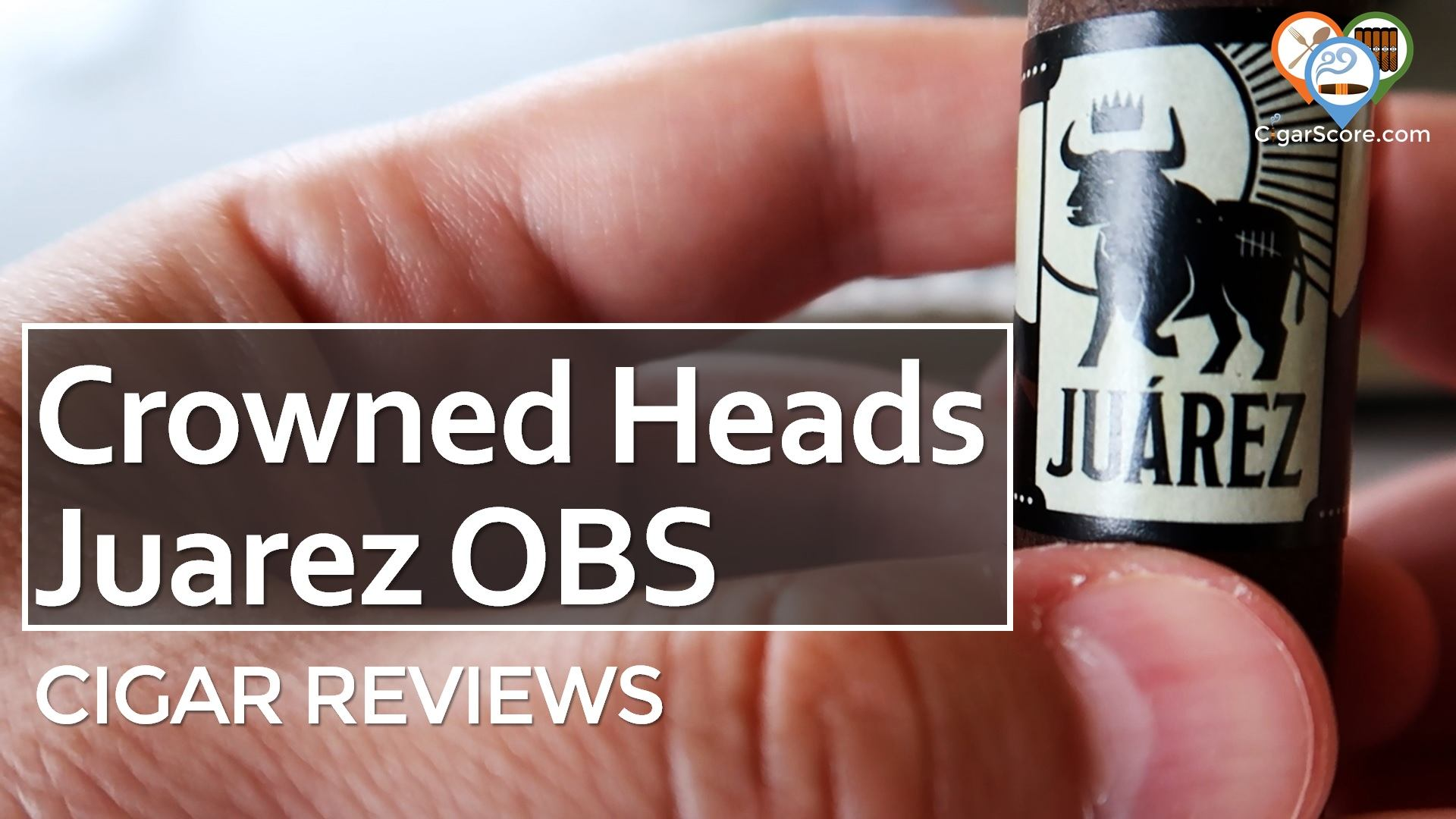 Cigar Review Crowned Heads Juarez OBS