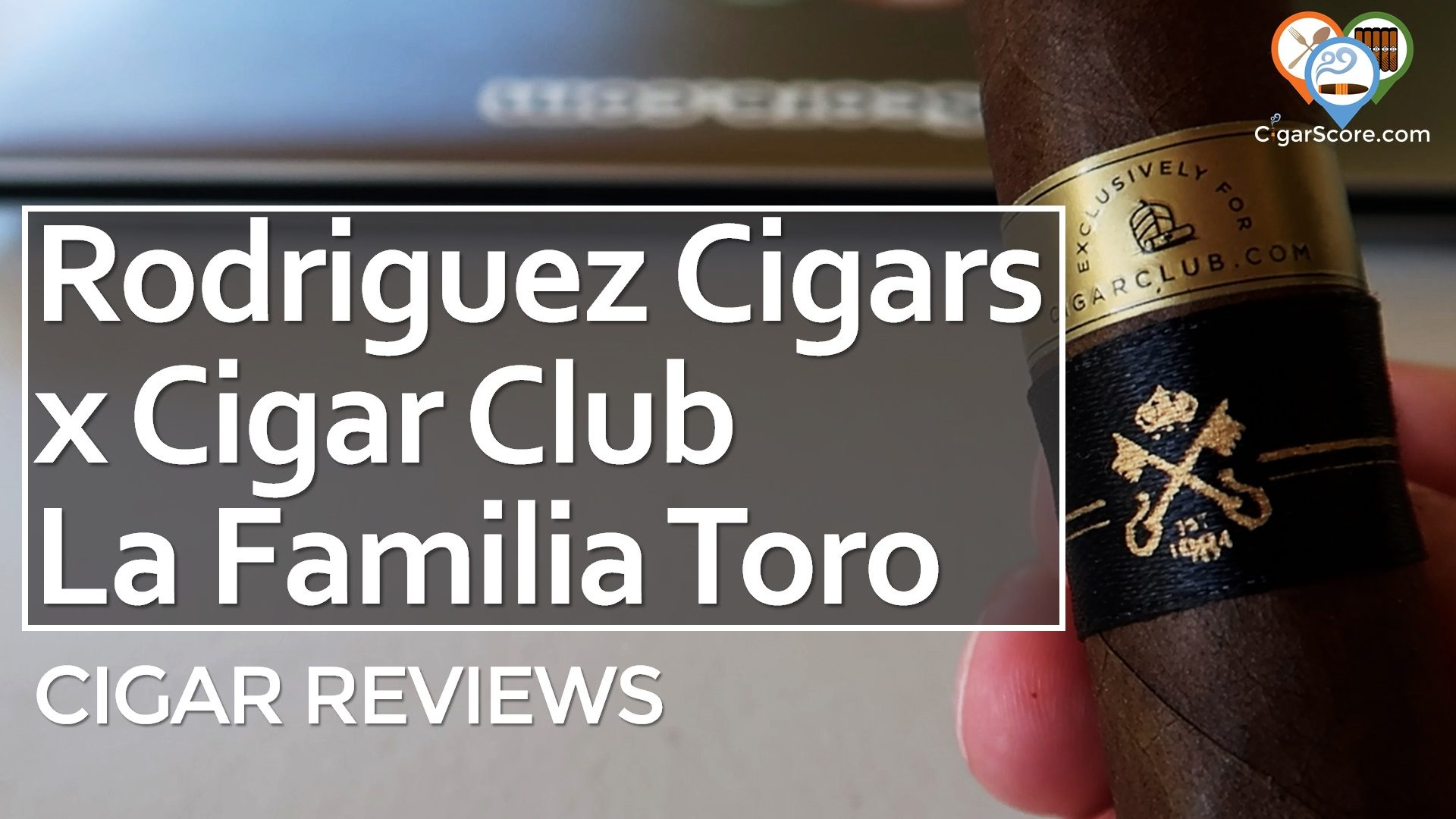 Cigar Review Rodriguez Cigars Cigar Club Exclusive La Familia Toro