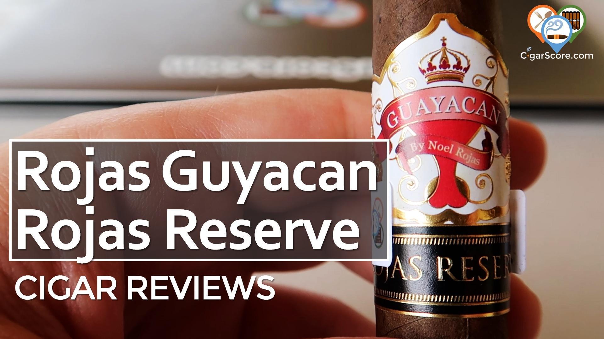 Cigar Review - Rojas Guyacan Rojas Reserve