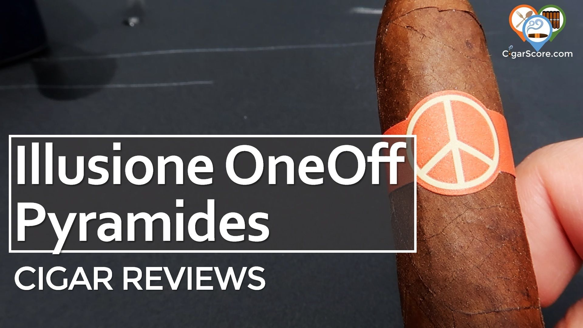 Cigar Review Illusione OneOff Pyramides