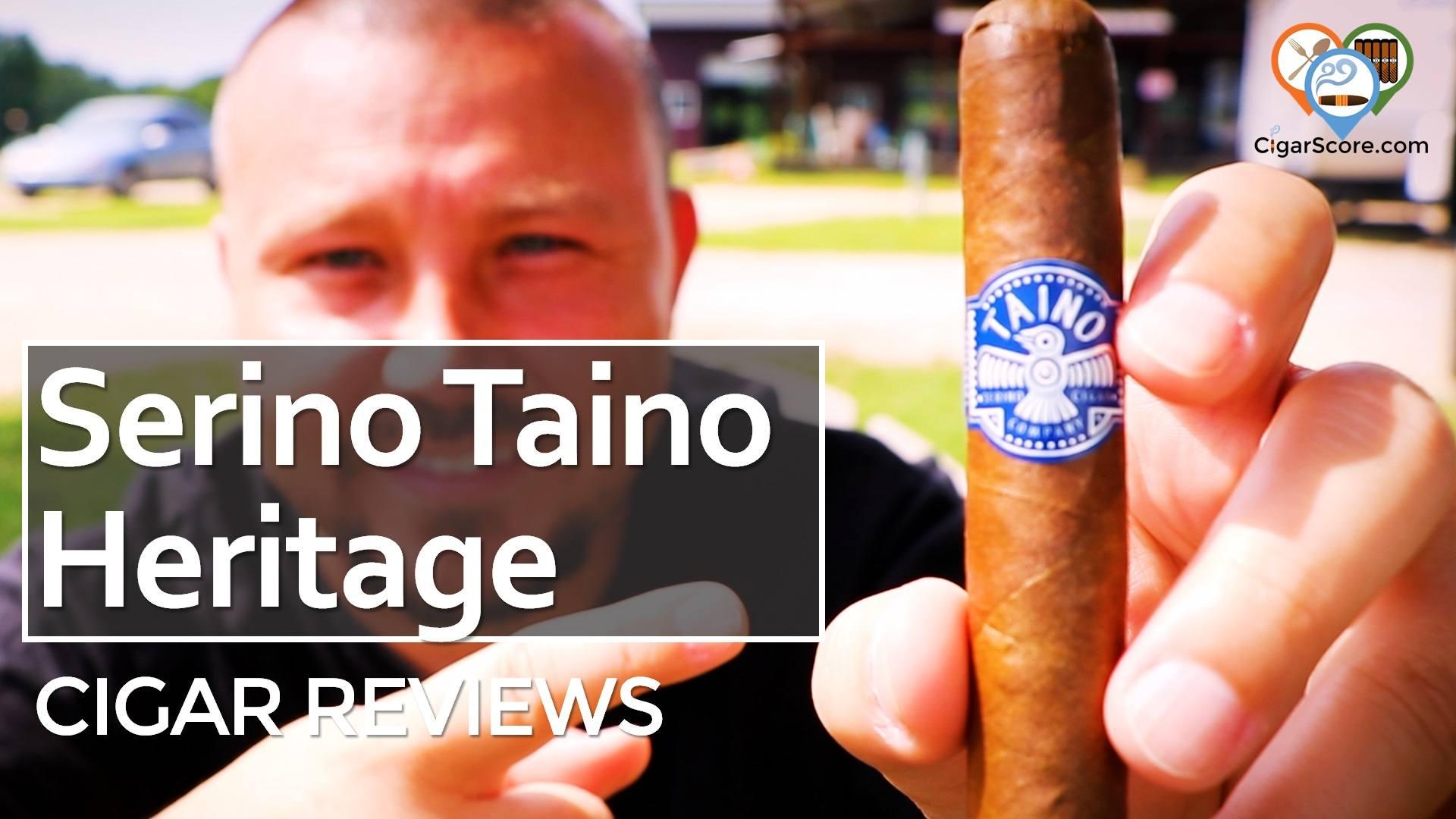 Cigar Review Serino Taino Heritage Corona Gorda