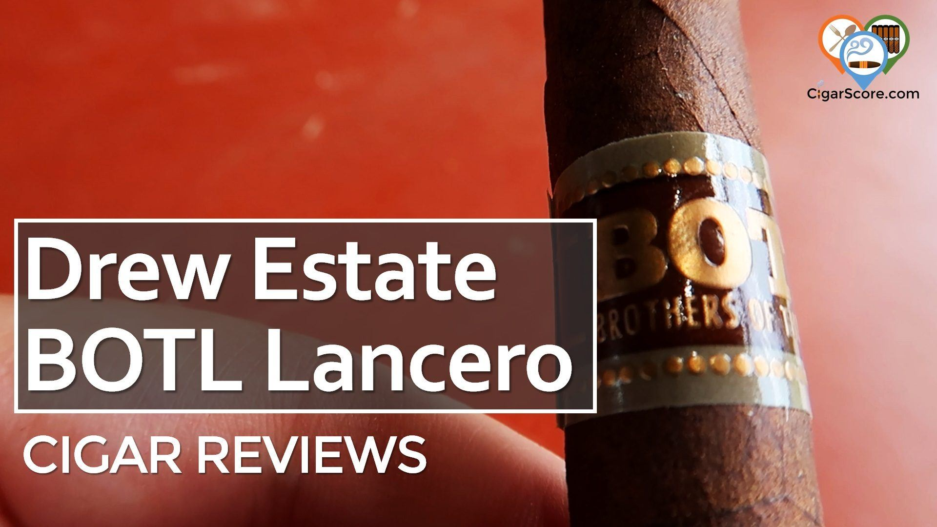 Cigar Review Drew Estate BOTL Lancero