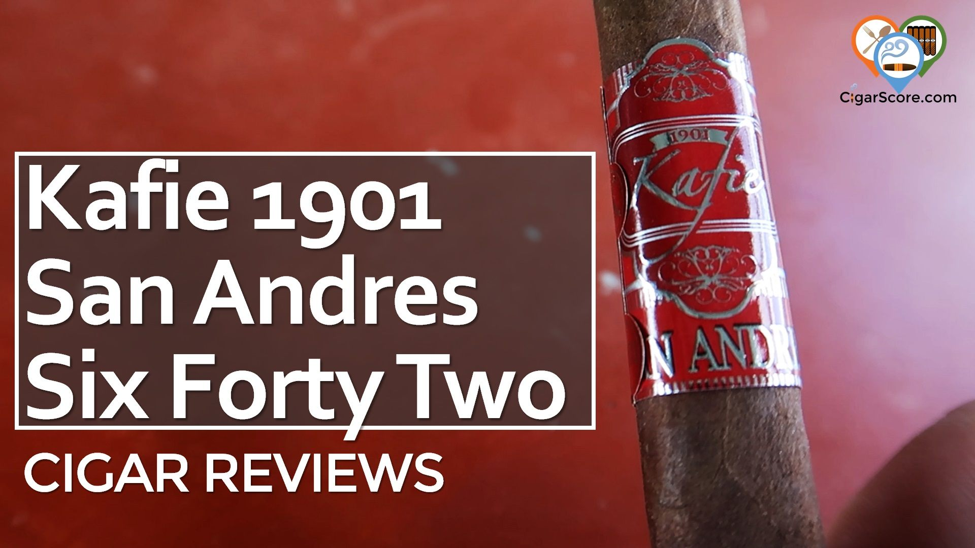 Cigar Review Kafie 1901 San Andres Six Forty Two