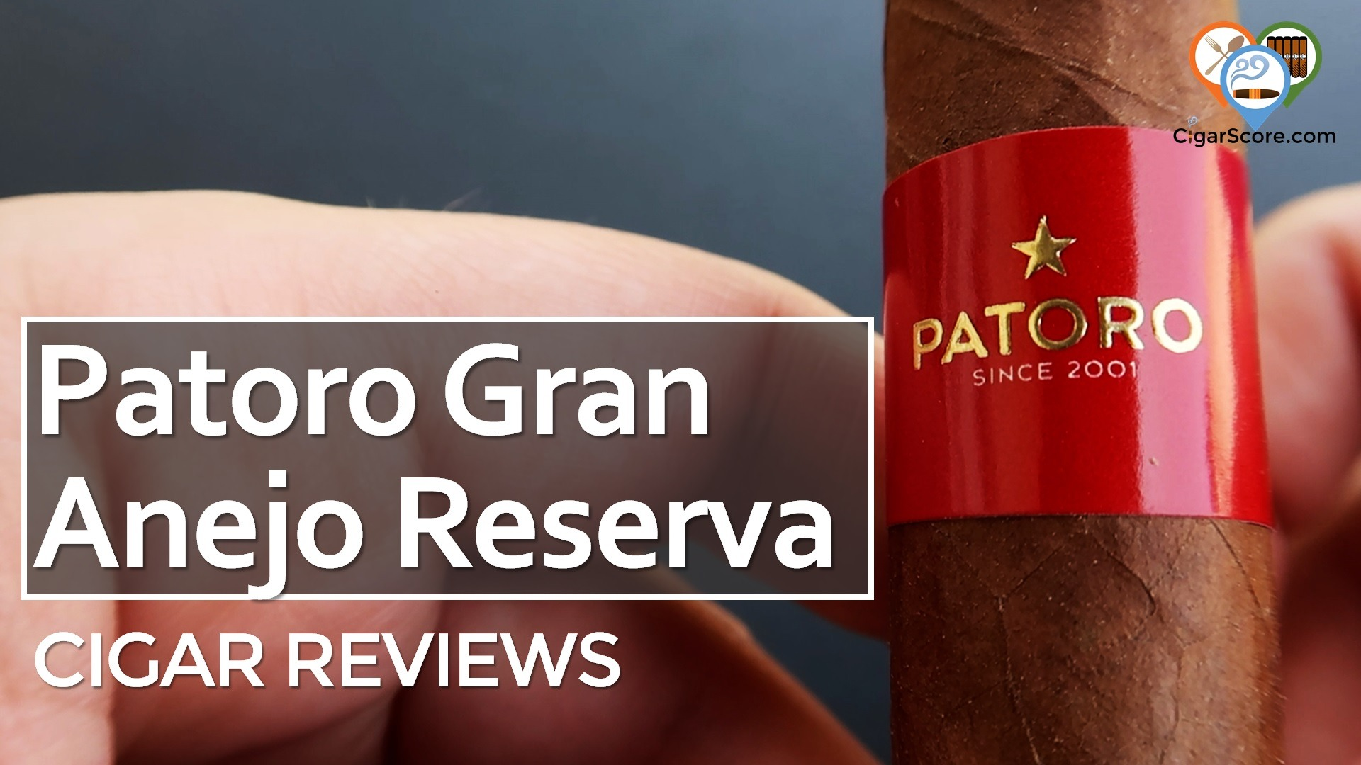 Cigar Review - Patoro Gran Anejo Reserva Churchill