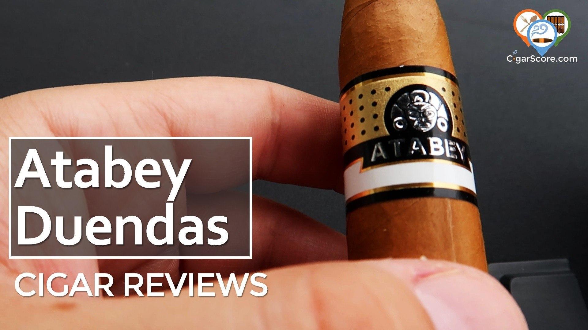 cigar Review - Atabey Duendas Torpedo