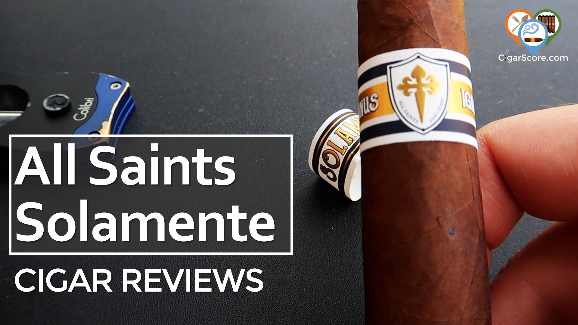 Cigar Review: All Saints Solamente Robusto