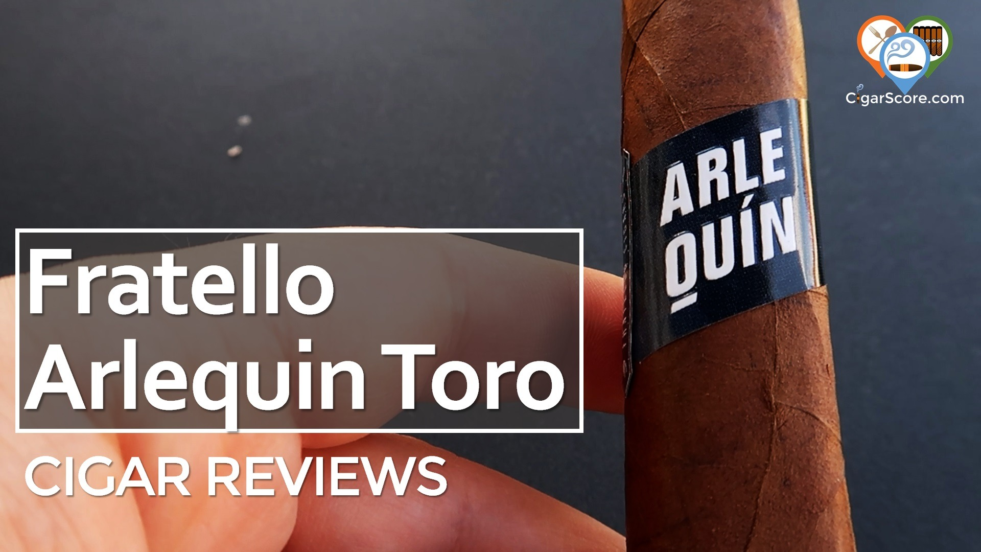 Cigar Review Fratello Arlequin Toro