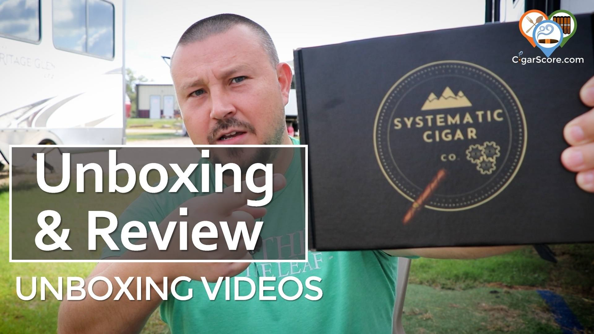 UNBOXING – Systematic Cigar Co